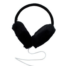 Lux Accessories Electronic EarMuffs Protection Warmers Headphones