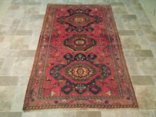 Dagestan Runner Rug 5' x 7' Area Rugs Kazak Stylistic Decoration Handmade Rug