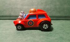 Vintage Matchbox 1975 Mini-Ha-Ha Mini cooper  Superfast beautiful condition