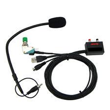 6 Pin Microphone Mic Hands-free For Yaesu Vertex FT-2900R FT-1802M FT-2800M NEW