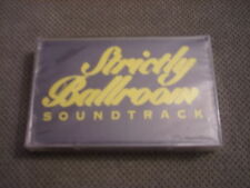 SEALED RARE PROMO Strictly Ballroom CASSETTE TAPE soundtrack AUSTRALIA dance '92