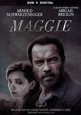Maggie [DVD + No Digital Code] Zombie Movie Schwarzenegger