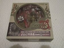 Revoltech Buddhist Statue Collection Takeya Ashura No.003EX Wood Version