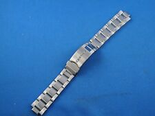 CERTINA Stainless Steel Wristwatch Metal Band Strap Bracelet 18mm #602