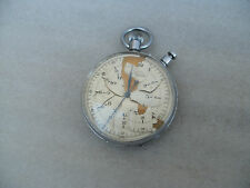 Vintage BBC  Large  Lemania Stopwatch