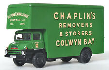 36101 EFE Ford Thames Trader Twin Axle Luton Boxvan Lorry Chaplin's 1:76 Diecast