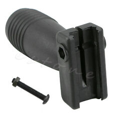 Tactical Vertical Fore Grip Front ForeGrip Fit Rail 20mm