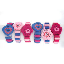6x Princess Watch Bracelets Girls Party Favours Loot Bag Fillers Toys Jewelry 6W