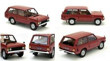 NEO SCALE MODELS - 18126 RANGE ROVER 'SUFFIX A' RED RHD CAR 1:18 SCALE.