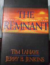 THE REMNANT: ON THE BRINK OF ARMAGEDDON  a Christian paperback FREE SHIPPING