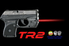 ARMALASER TR2 SUPER-BRIGHT RED LASERSIGHT for Ruger LCP w/ GRIP ACTIVATION