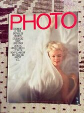 Marilyn Monroe Erotique Film French PHOTO Magazine March 1981