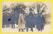 RPPC WW1 COBLENZ Revue en 1921 AMERICAN FORCE in GERMANY ? Général PERSHING