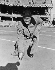 1962 Green Bay Packers VINCE LOMBARDI Glossy 8x10 Photo Championship Game Poster