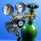 Co2 Working Pressure Adjustable Solenoid Regulator - Diffuser Atomizer Fish Tank