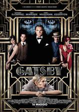Il Grande Gatsby  Locandina Originale POSTER 35X70