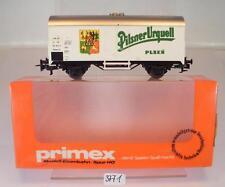 Primex H0 4553 Kühlwagen Pilsener Urquell Iglo 2-achsig der CSD OVP #3771