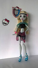 Monster High, Lagoona Blue, Skull Shores Doll, 2011, Mattle. GUC.