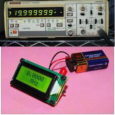 High Precision Frequency Counter with Antenna 1 ~ 500 Tester MHz for Ham Radio