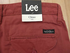 "LEE CHINO W34""L32"" SLIM FIT JEAN'S (ORIGINAL) 210"