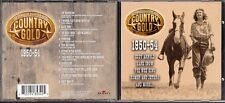 CD 850 COUNTRY GOLD 1950 1954