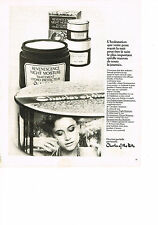 PUBLICITE  1978   CHARLES OF THE RITZ  cosmétiques