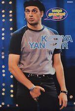 KAYA YANAR - A3 Poster (ca. 42 x 28 cm) - Clippings Fan Sammlung NEU