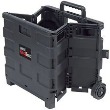 Draper Folding Shopping/Food/Grocery/Tools Wheeled Box Trolley Cart - 68477