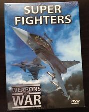 New Sealed Super Fighters: Weapons Of War DVD