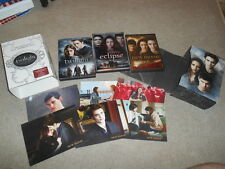 Twilight New Moon the Ultimate Dvd Keepsake Case Includes New Moon 2 Disc Specia