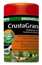 Dennerle Crusta Gran Food Granules 100ml - for Cherry Crystal Tiger Shrimp