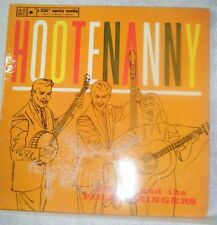"Robin & The Folk Stringers HOOTENANNY SESAC 45 Lp 7"" Record"