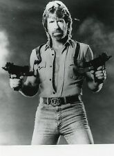 CHUCK NORRIS 80s 3 VINTAGE PHOTOS ORIGINAL LOT