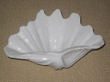 """Wedgewood Nautilus Footed Shell Candy Dish 7"""""""