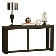 Watson Sofa Table Dark Brown - Signature Design by Ashley