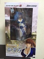 DEAD OR ALIVE 5 Kasumi 1/6 PVC Figure Griffon Enterprises JAPAN NEW