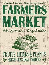 Aimant Réfrigérateur Farmers Market (og)