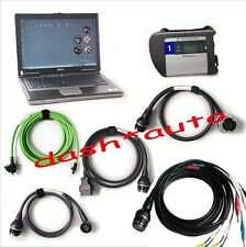 MB Star SD Connect C4 +xentry software 12/2016 + D630 laptop Mercedes Benz
