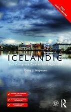 Colloquial Icelandic : The Complete Course for Beginners by Daisy Neijmann...