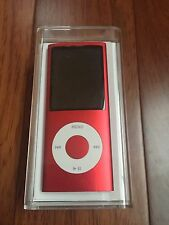 Apple iPod nano 4th Generation (PRODUCT) RED (16 GB)