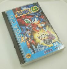 Sega CD - SONIC CD - Brand New Factory Sealed