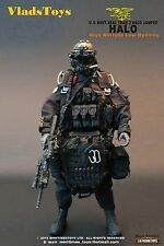 Mini Times 1/6 Action Figure U.S.Navy Seal Team 2 Halo Jumper Figure MT-M001 USA