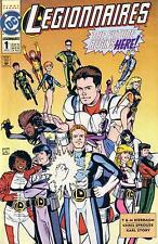 LEGIONNAIRES (1993) #1 (DC COMICS) LEGION OF SUPERHEROES - MINT - STILL SEALED