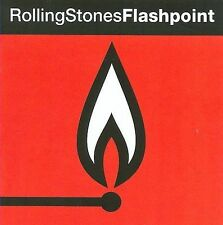 THE ROLLING STONES Flashpoint Live 1989-1990 CD BRAND NEW Remastered