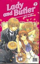 LADY AND BUTLER tome 2 Tsuyama Izawa MANGA shojo en français
