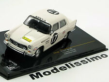 1:43 Ixo Peugeot 404 #17, Safari Rally Nowicki/Cliff 1968