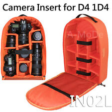 Waterproof Camera Bags DSLR Light Insert Case Weight For Canon 1Dx for Nikon D4