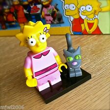 LEGO 71009 THE SIMPSONS Minifigures LISA SNOWBALL II #3 SERIES 2 SEALED Minifig