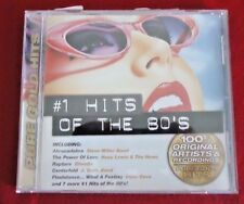 Various Artists : #1 Hits of the 80s CD (2003)