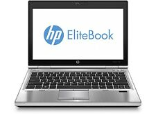 HP EliteBook 2570p / 4 GB / 180 GB SSD / Intel i5 2,5 GHz / WINDOWS 7 / CAM / A